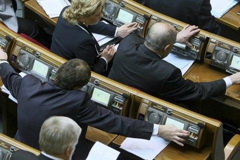 """Комитет Рады отказался рассматривать возможное """"кнопкодавство"""" во время голосования за Шкарлета"""
