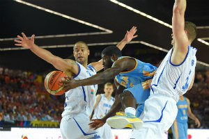 Украина проиграла Финляндии во 2-м туре баскетбольного ЧМ