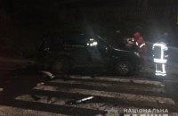 В ДТП на Львовщине пострадали 9 человек, в том числе четверо детей