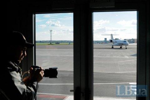 """Аеропорт """"Київ"""" у вересні закриється на реконструкцію на 10 днів"""