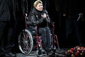 Тимошенко поспілкувалася з Фюле, Меркель і Маккейном