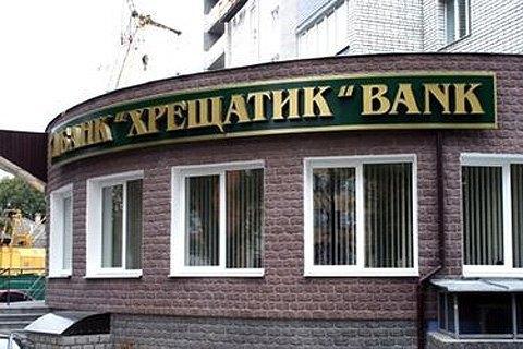 """Верховний Суд визнав порушення під час ліквідації банку """"Хрещатик"""""""