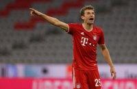 Томас Мюллер став найтитулованішим німцем в історії футболу