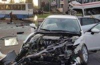 В больнице умер пострадавший в ДТП в Кривом Роге