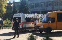 Студент, який вижив під час теракту в Керчі, стверджує, що стрільців було двоє
