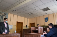 Суд повернув адмінпротокол на плавця з Гідропарку