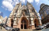 Рада церков закликала повернути католикам Миколаївський костел у Києві