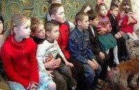 На Днепропетровщине реализуется программа по предупреждению сиротства
