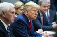 Трамп поширив режим масштабного лиха на всі штати
