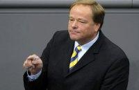 Німецький міністр відмовився від поїздок в Україну на Євро-2012
