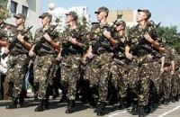 Большинство курсантов военнных вузов, поступивших в этом году - гражданская молодежь