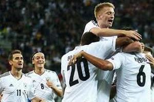 Німці придбали рекордну кількість футболок своєї збірної