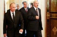 Лукашенко обсудит с Путиным свой визит в Киев