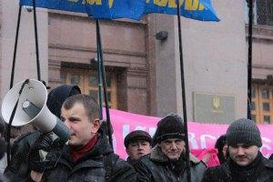 """Затриманих біля Харкова активістів відпустять, - """"свободівець"""""""