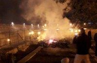 На Храмовій горі в Єрусалимі сталася пожежа