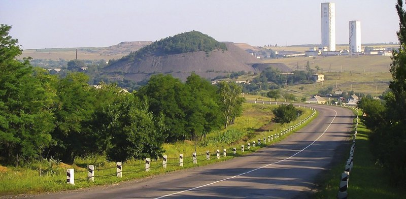 Окупований Шахтарськ