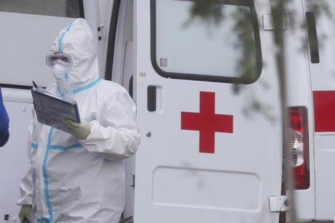 В Украине число заболевших коронавирусом выросло еще на 889 человек