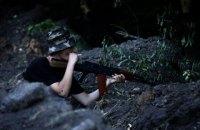 Російські найманці обстріляли Золоте-4  зі стрілецької зброї на Донбасі