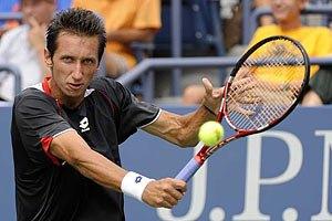 Стаховский зачехлил ракетку на старте US Open-2011