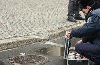 По Дніпропетровську гуляв чоловік із вибухівкою
