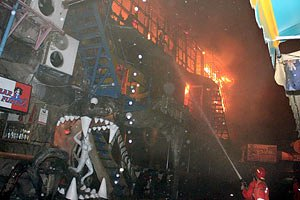 На Пхукеті згорів нічний клуб, є жертви