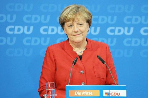 Меркель удев'яте переобрано лідером Християнсько-демократичного союзу
