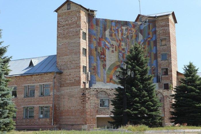 Будинок культури села Нещеретове, яке входить до складу Білокуракинської ОТГ