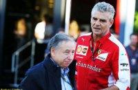 """Президент FIA оголосив, що Федерація мала у своєму розпорядженні інформатора всередині """"Феррарі"""""""