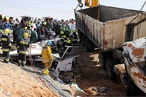 Жертвами ДТП в ОАЭ стали 22 человека