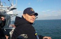 Командувач ВМС України прокоментував ситуацію в Керченській протоці