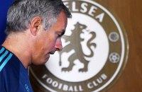 """Моуриньо подтвердил, что он скрывался от УЕФА на """"Стэмфорд Бридж"""" в ящике с грязным бельем"""