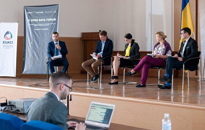 Дискусія про відкриті бюджети на IV Open Data Forun, Херсон