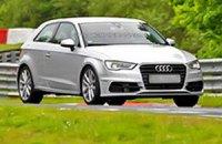 В Сети появились фото нового Audi S3