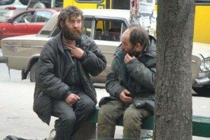 Донецких бомжей на время Евро-2012 сошлют ближе к морю