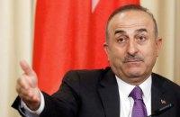 Голова МЗС Туреччини відвідає Україну 7-8 жовтня