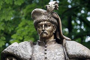 В Киеве открыли памятник гетману Орлику
