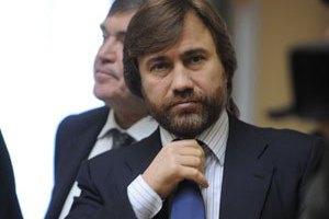 ЦИК зарегистрировал Новинского народным депутатом Украины