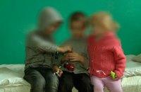 В Бердичеве мать оставила на два дня в неотапливаемом доме трех маленьких детей
