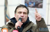 Саакашвили заявил, что готов дать показания следователям в палаточном городке