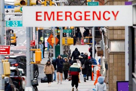 У Нью-Йорку очікують пік коронавірусу через півтора місяця