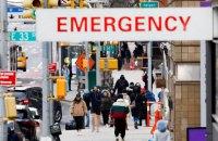 В Нью-Йорке ожидают пик коронавируса через полтора месяца
