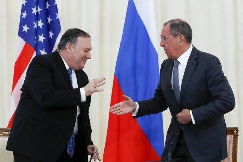 У США підтвердили візит Лаврова у Вашингтон