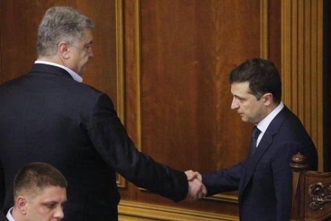За Зеленського в другому турі проголосували б 60% виборців, за Порошенка - 40%, - опитування