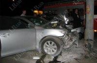 У результаті ДТП в Києві загинули два співробітники прокуратури