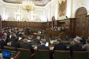 Латвия ратифицировала СА Украины и ЕС