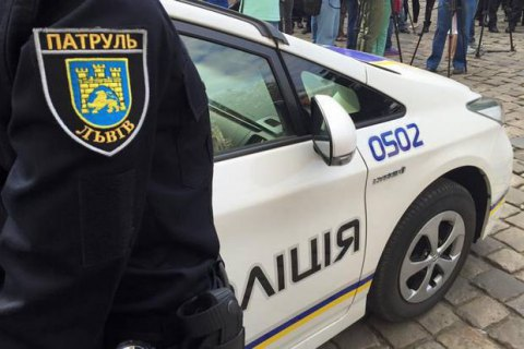Львівські патрульні 20 км переслідували п'яного водія