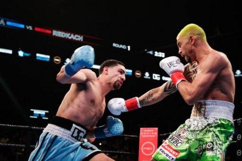 Деревянченко в этом году может провести бой за титул WBC в среднем весе
