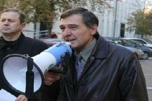 В Киеве стреляли в исследователя Голодомора