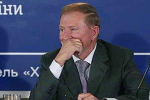 Кучма: я не завидую президенту Януковичу