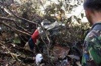 Індонезія зупинила пошуки жертв катастрофи SSJ-100